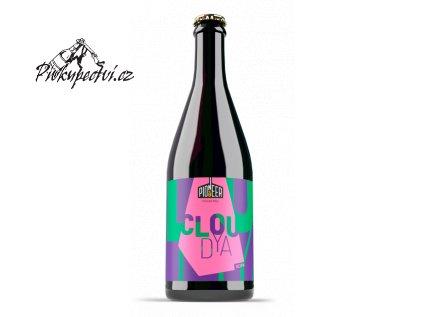 Pioneer Beer Cloudya 14° NEIPA 0.75 l sklo