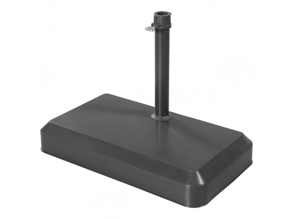 Betónový stojan 20 kg antracit