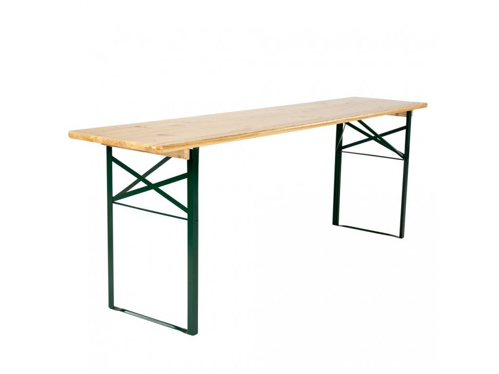 Pivný stôl 200 x 50 cm