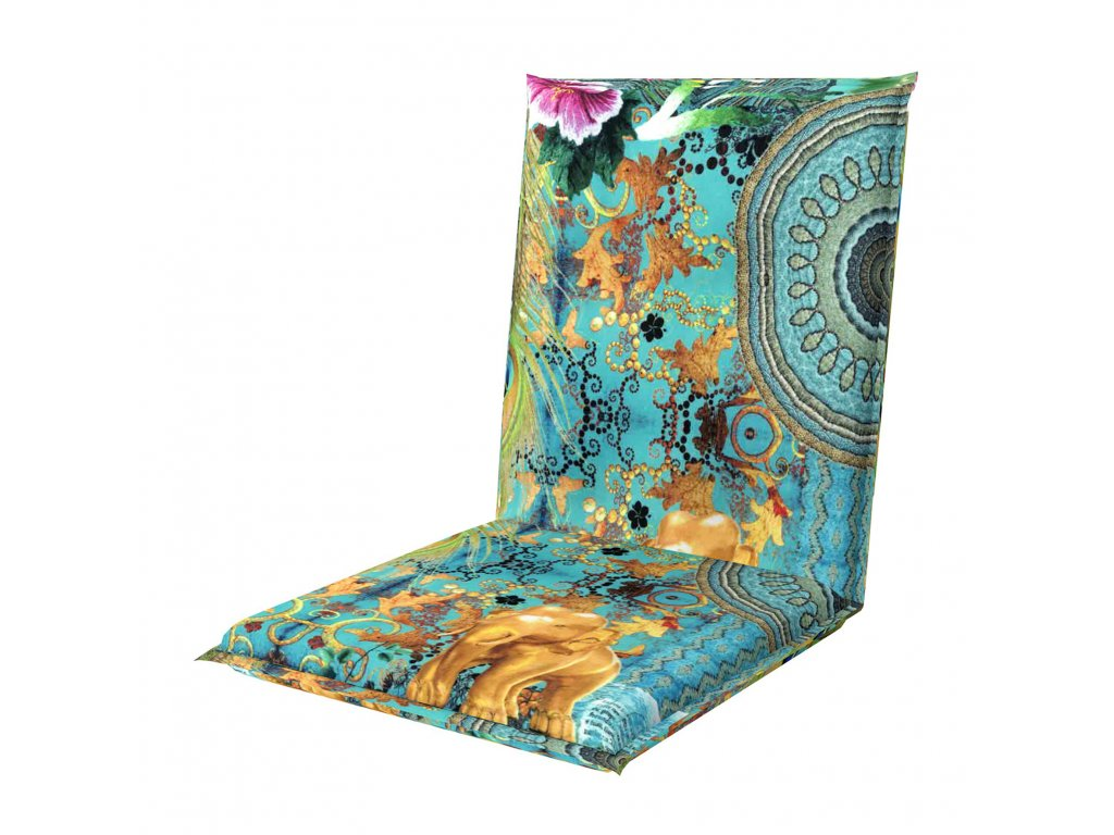 LIVING DE LUXE 5036 - poduška na stoličku a kreslo