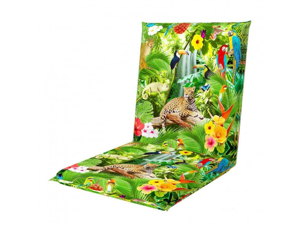 LIVING DE LUXE 6000 - poduška na stoličku a kreslo