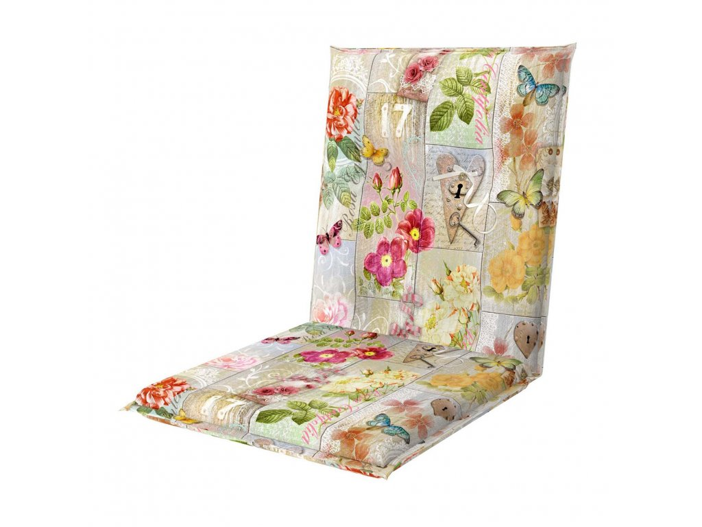 LIVING DE LUXE 7010 - poduška na kreslo a stoličku