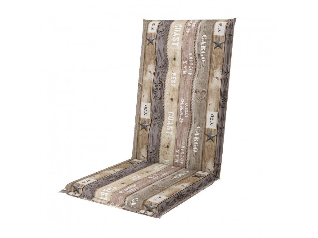 LIVING DE LUXE 7003 - poduška na stoličku a kreslo
