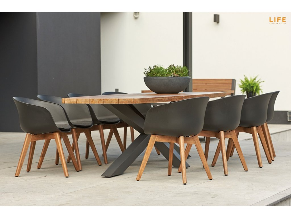 denver dining chair frame robust teak1