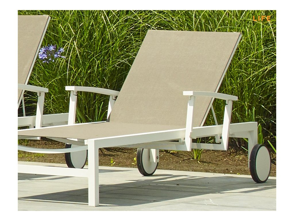 anabel sun lounger white mouse grey2