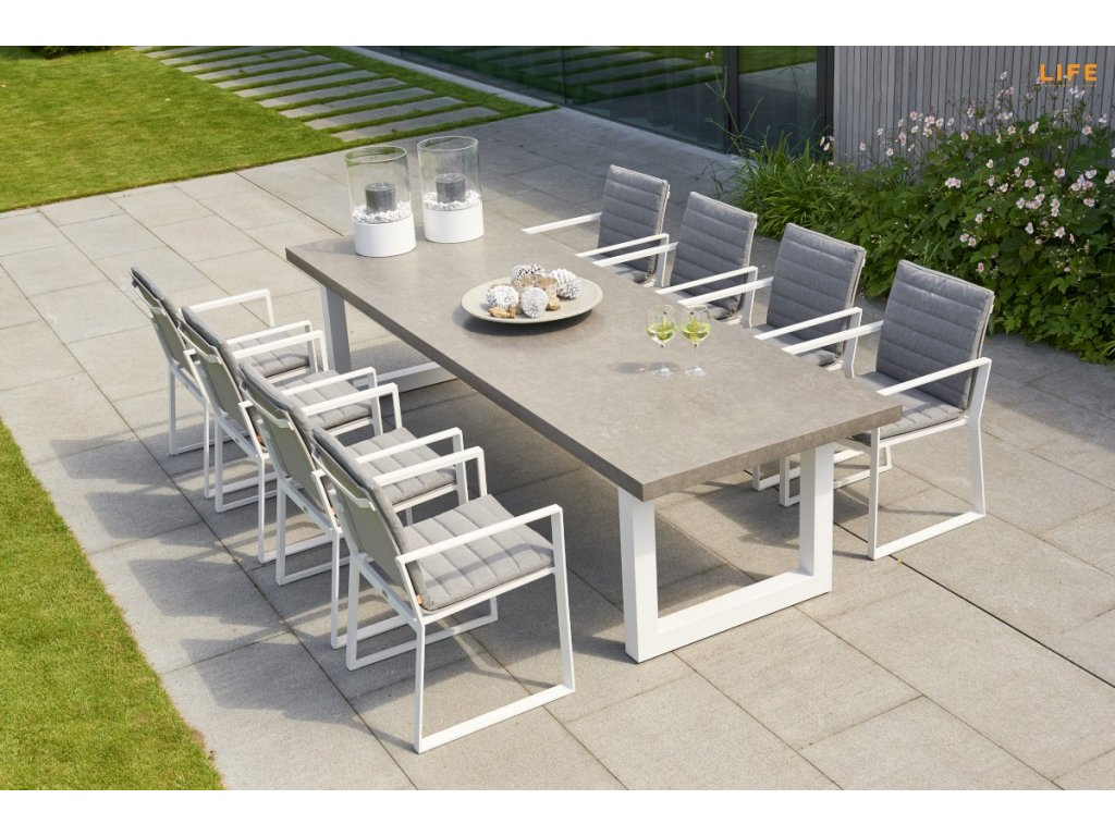 stelvio dining 300x100cm white ceramic2