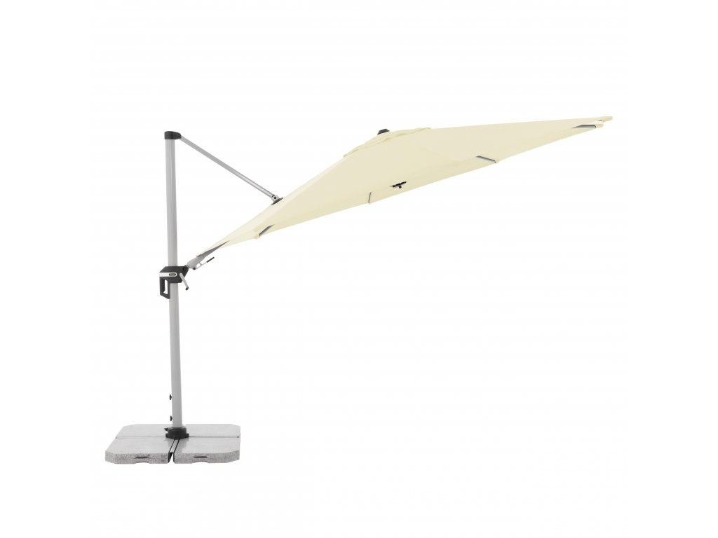 ACTIVE 370 cm - slnečník s bočnou tyčou