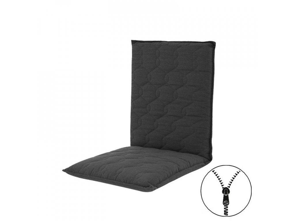ELEGANT 2430 - Poduška na stoličku a kreslo - stredná veľkosť