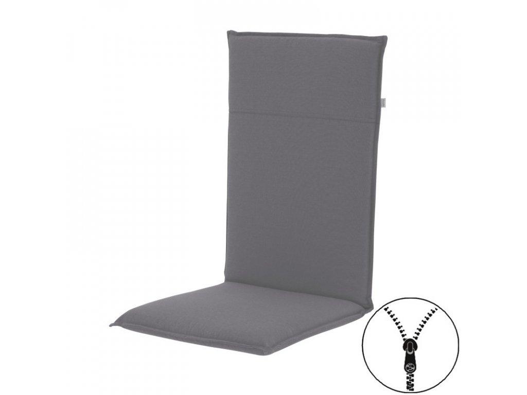 EXPERT 2427 - poduška na stoličku a kreslo vysoká