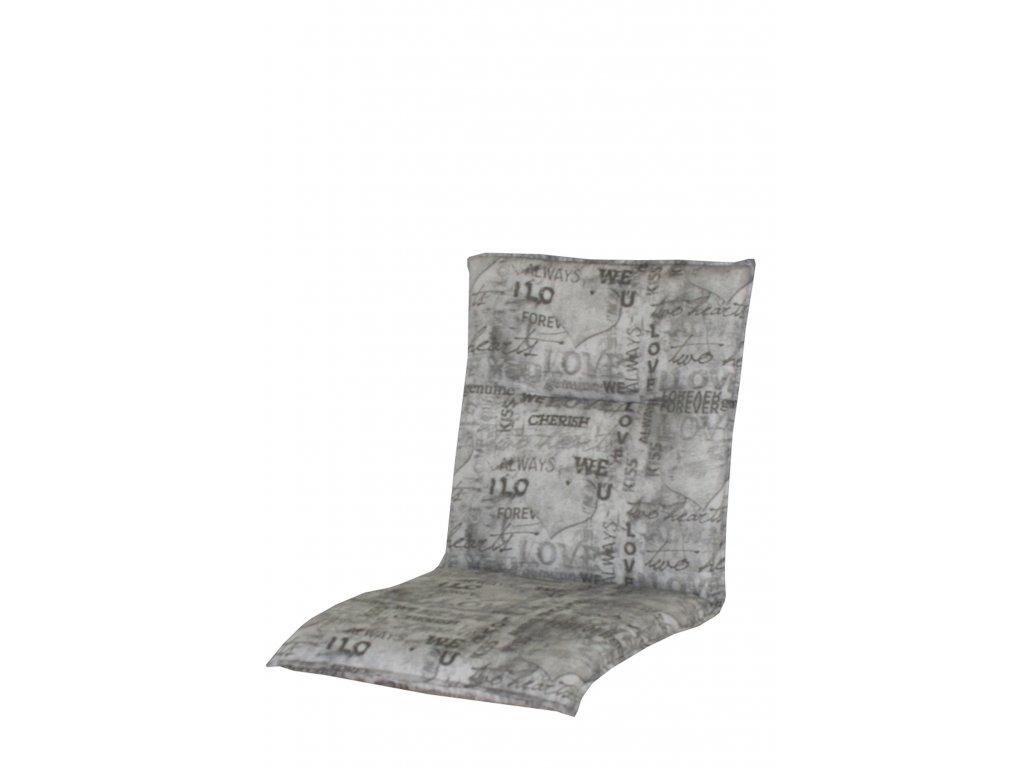 SPOT 2660 poduška na kreslo - nízka