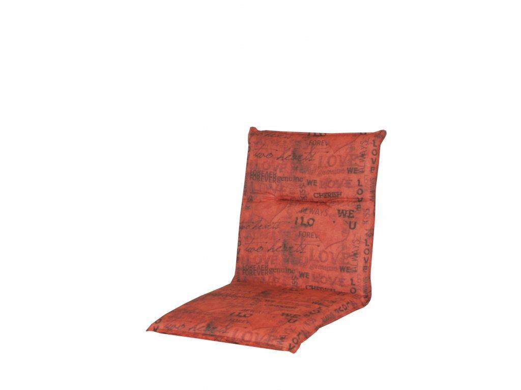 SPOT 2661 poduška na kreslo - nízka