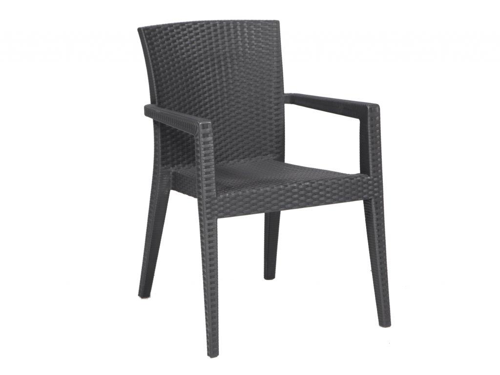 Záhradná stolička MARIO