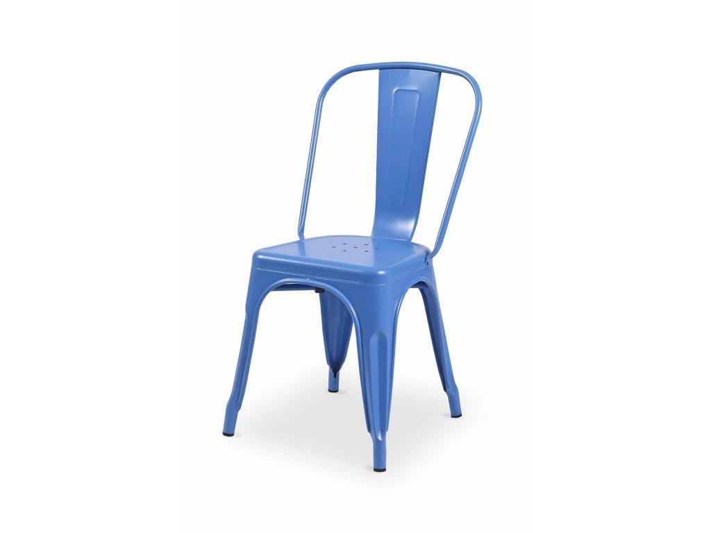 TOLIX chair blue