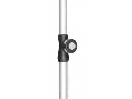 Spodná tyč pre Active 28/32 mm strieborná