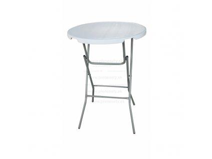 SADA 5x Stôl bufetový 80 cm