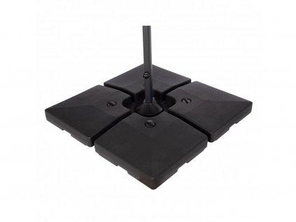 4-dielny set plniteľných dlaždíc (140kg)