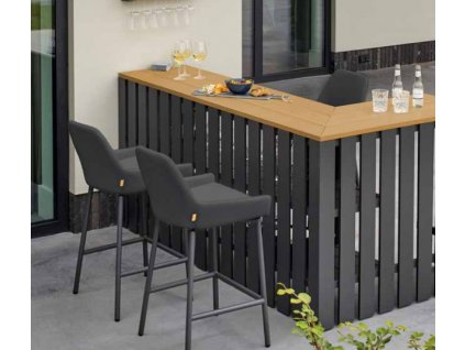 nuna bar chair lava carbon1