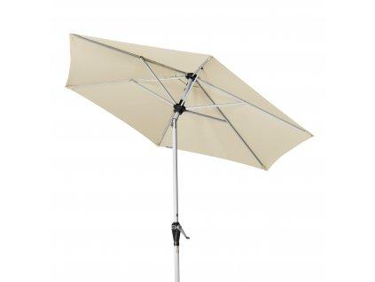 ACTIVE 210 cm - slnečník s automatickým naklápaním kľučkou
