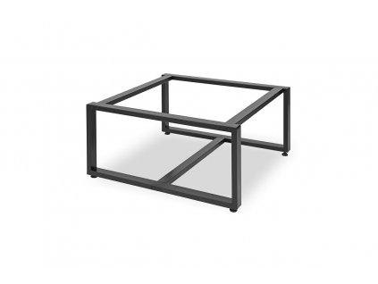 Konferenčný stôl LOFT 80 x 80 cm