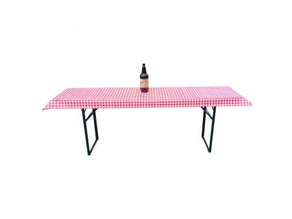 obrus na pivny stol