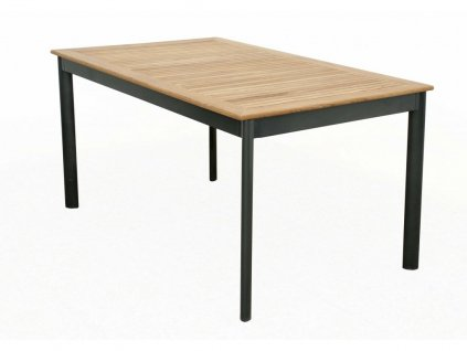 CONCEPT - Záhradný stôl teak 150x90x75cm