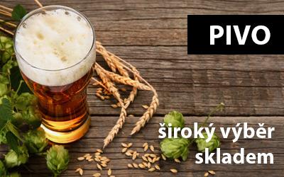 Pivní záchranka - Pivo