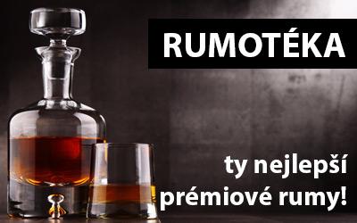 Pivní záchranka - Rumotéka
