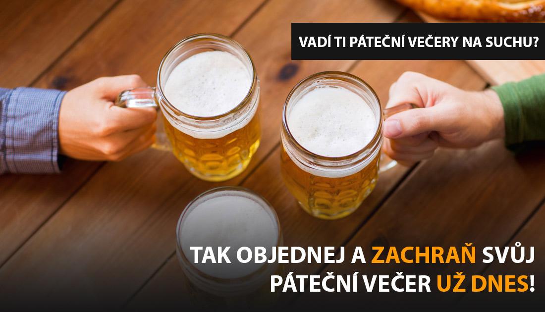 Pivo - Pivní záchranka