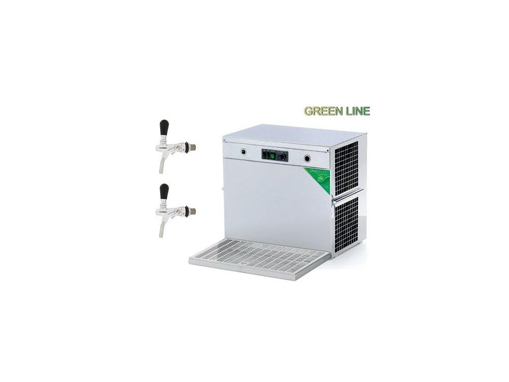 KONTAKT 300 TWIN POWER Green Line, kohout LINDR