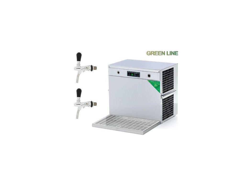 KONTAKT 300/K-profi TWIN POWER Green Line, kohout LINDR