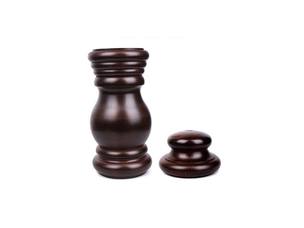 Stojan BAROKO dřevěný (rustikál)