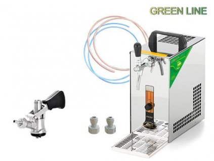 PYGMY 25/K Green Line, bajonet