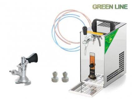 PYGMY 25/K Green Line, kombi