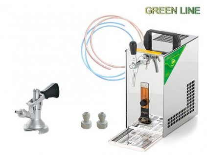 PYGMY 25/K Green Line, plochý