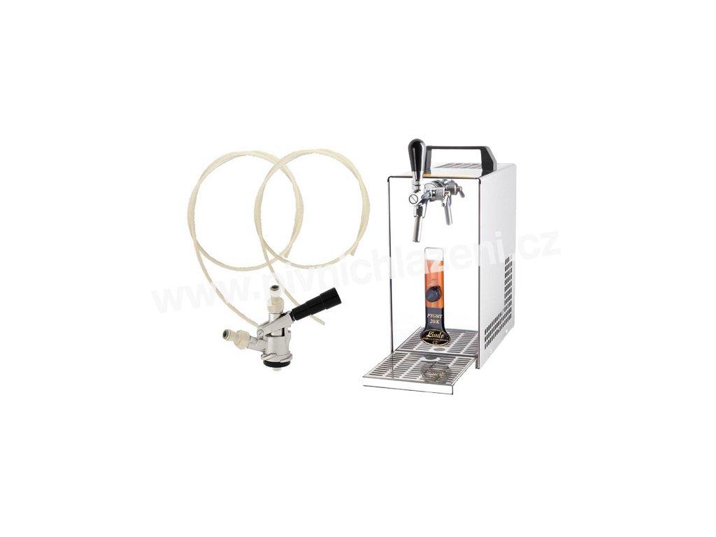 Výčepní zařízení PYGMY 20/K komplet BAJONET  + Alkoholtester zdarma