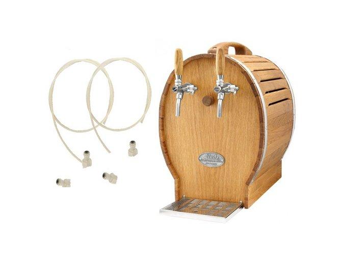 Výčepní zařízení SOUDEK 50/K komplet bez naražečů  + Alkoholtester zdarma
