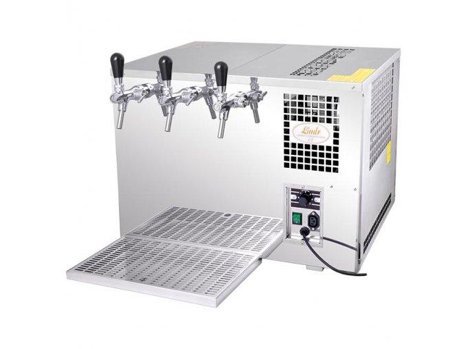 Výčepní zařízení AS 110 INOX 3xkohout