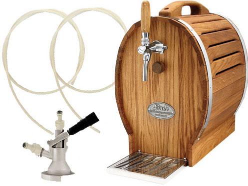 Luxusní pivní chlazení SOUDEK 30/K komplet PLOCHÝ + Alkoholtester zdarma
