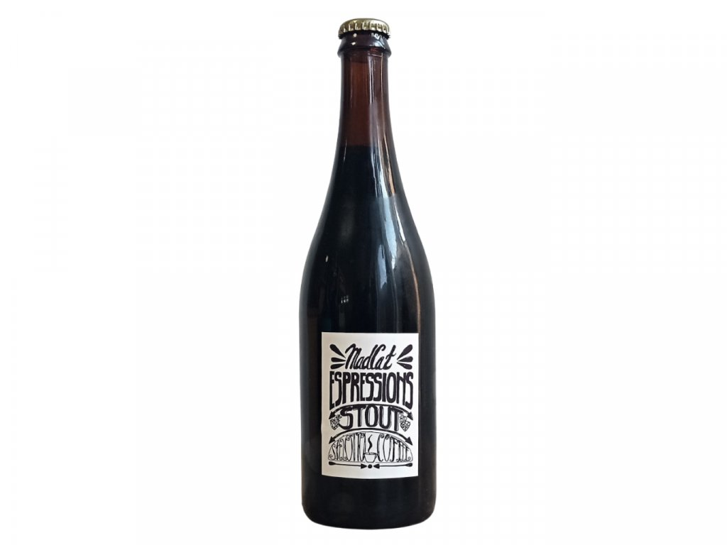 mad cat coffee stout