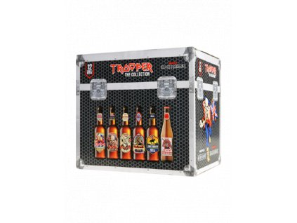 iron maiden trooper mixed beer box 12x 0 33 l
