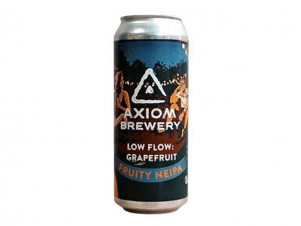 axiom low flow grep
