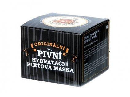 pivni hydratacni pletova maska 100 ml