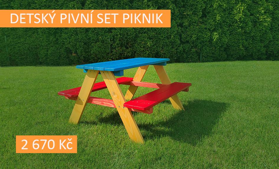 Detský pivní piknik