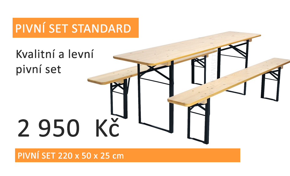 Standard 2950 Kč