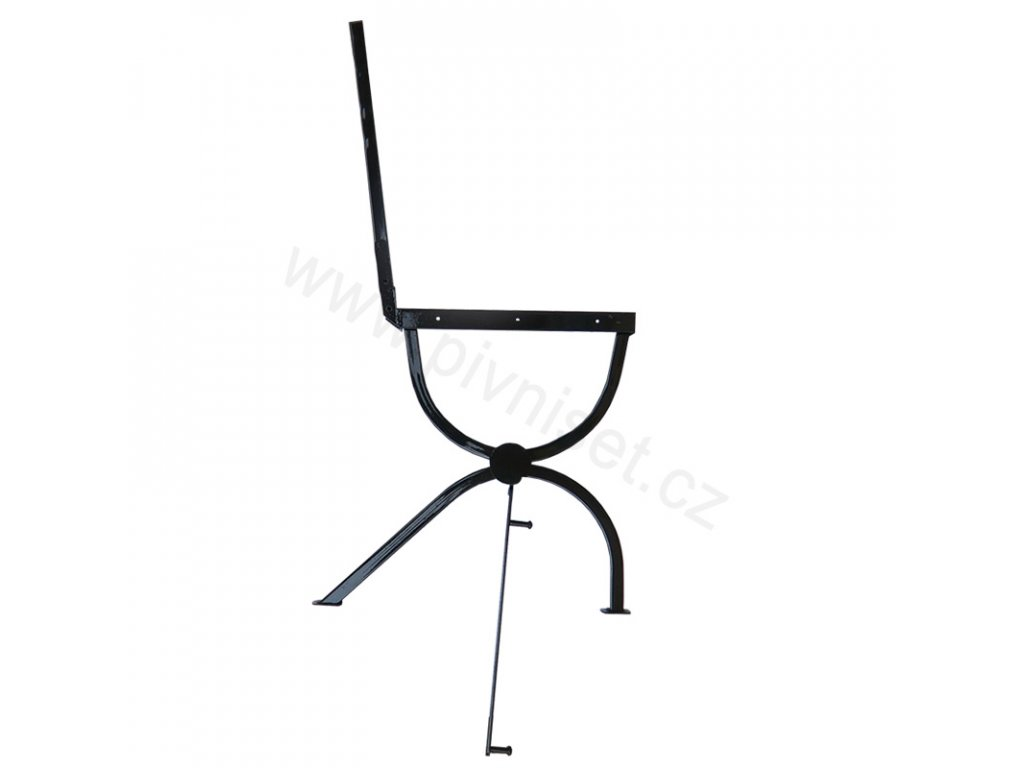 kovove nohy na lavice