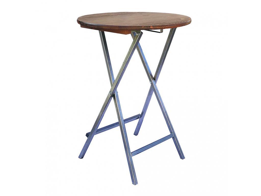 Kulatý párty stůl 80 cm
