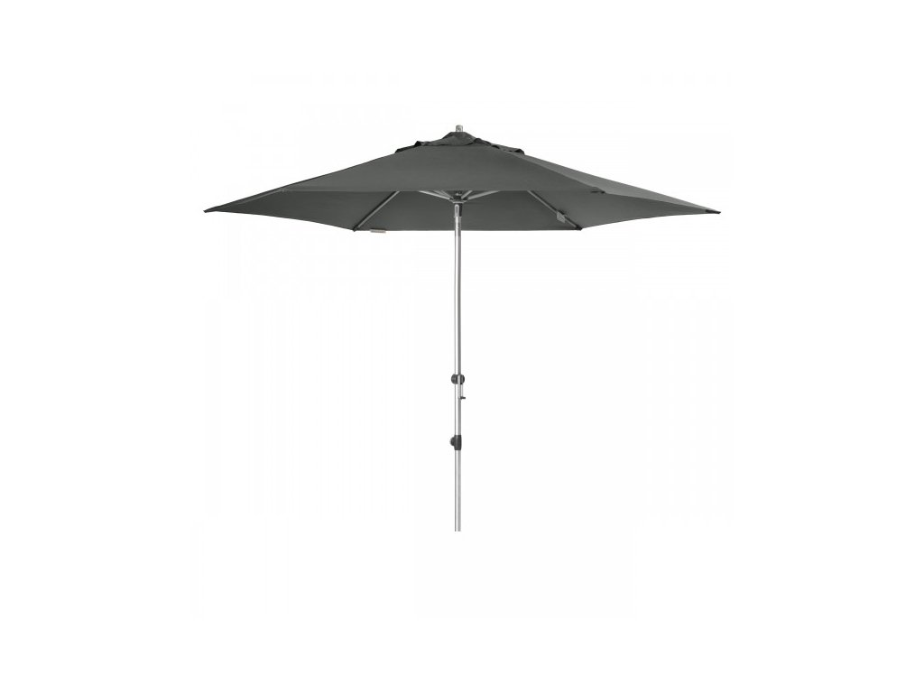 Expert 320 cm - naklápěcí slunečník s clonou (dezén látky 820)