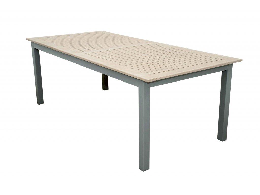 593 expert wood rozkladaci stol 220 280 x 100 x 75 cm