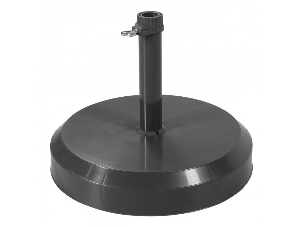 1268 sokel betonovy 25 kg antracit
