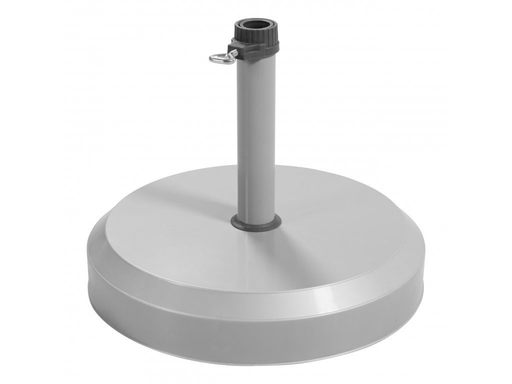 1271 sokel betonovy 25 kg strieborny